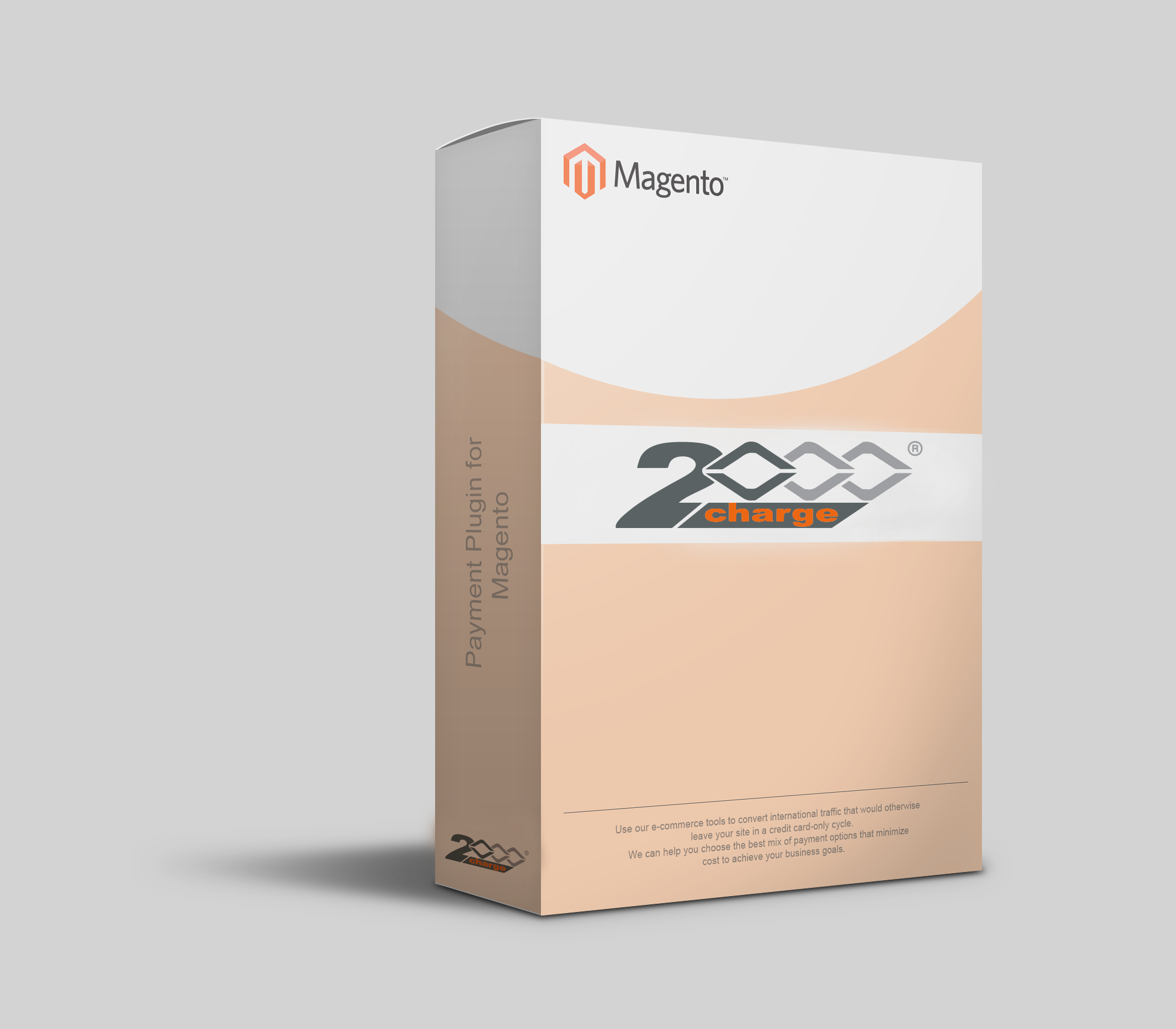 2000Charge Magento Module
